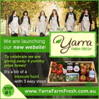 Yarra Farm Fresh Launch
